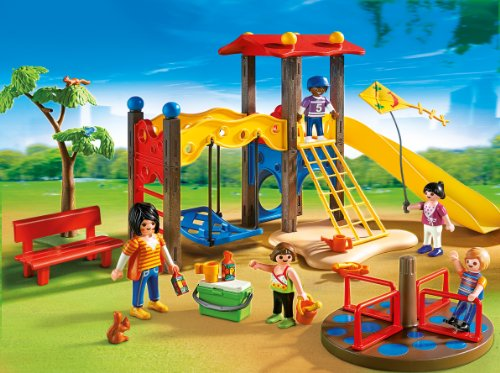 Playmobil Playground Set Buy Online In Uae Toys And