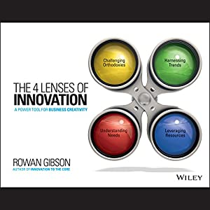 The 4 Lenses of Innovation Audiobook