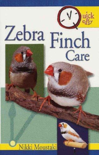 Zebra Finch Care (Quick & Easy)