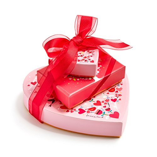 Adorable 3 Tier (Godiva Chocolatier Valentine's Day 3 Tier Assorted Gourmet Chocolates Gift Box Tower)