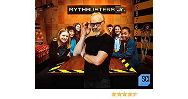 mythbusters chain reaction