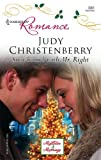 Snowbound with Mr. Right, Judy Christenberry, 0373039913