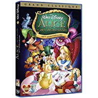 Alice au Pays des Merveilles [Édition 60ème Anniversaire] [Import italien]