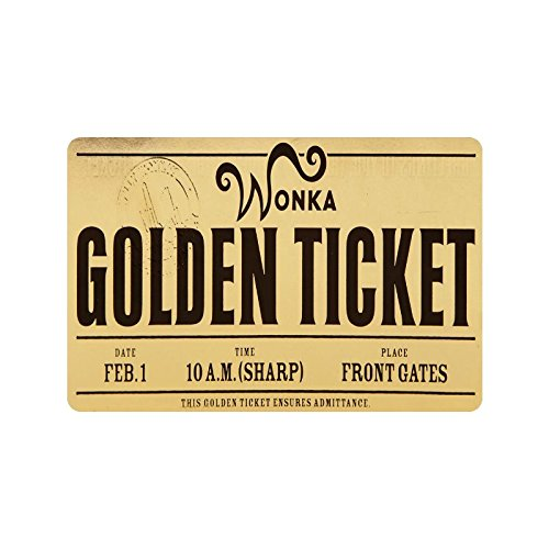 willy wonka golden ticket wwwpixsharkcom images
