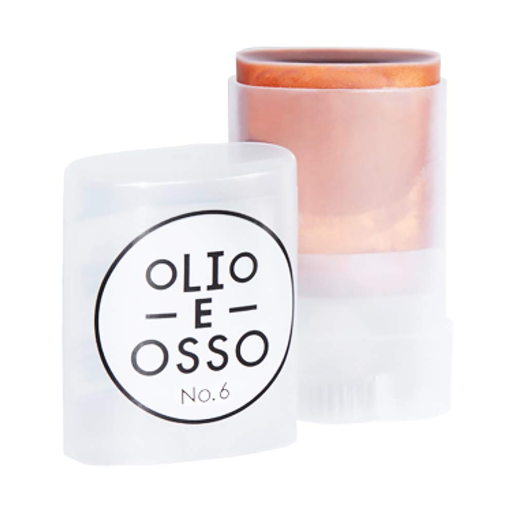 Olio E Osso - Natural Lip & Cheek Balm No. 6 Bronze