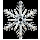 Ge 150-light Clear Random Sparkle Snowflake Icicle Light Set by GE