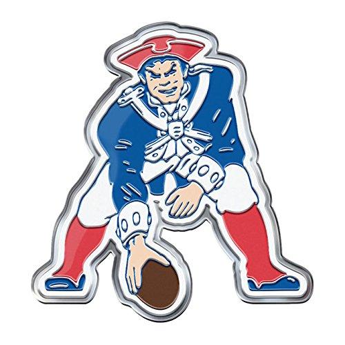 NFL New England Patriots Alternative Color Logo Emblem Nfl Logo Auto