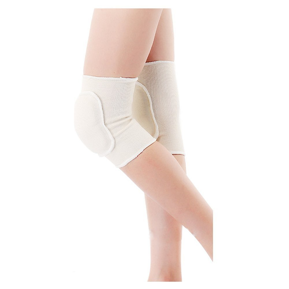 Tobo Digital Unisex Breathable Thicked Crashproof Antislip Dance Volleyball or Other Sports Foam Cotton Kneepads Knee Support Knee Sleeves Brace Protector Pad Wrap tape for volleyball, dancing