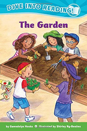 The Garden (Confetti Kids) (Dive Into Reading!) PDF