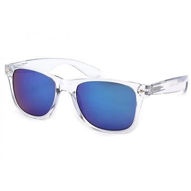 Eye Wear Lunettes Soleil Aero avec monture transparente - Mixte ... 5ad9fe15a88f