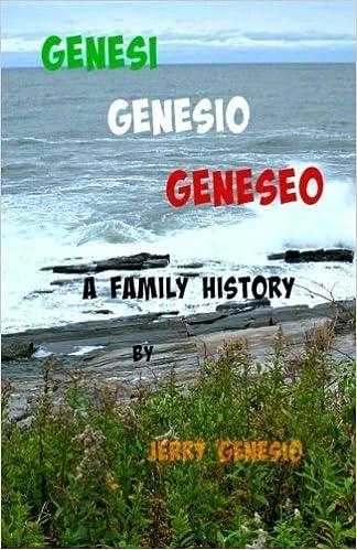 Book Genesi Genesio Geneseo