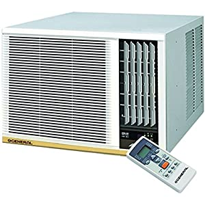 O General AXGT18FHTC Window 3 Star 1.5 Ton Air Conditioner (White)