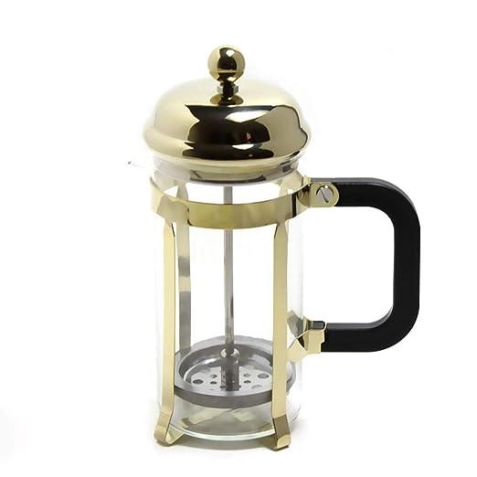 Ouzhoub Tetera de café Manual de Prensa Cafetera Cafetera exprés ...
