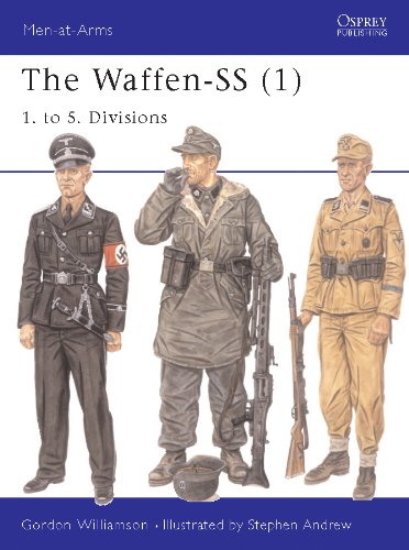 The Waffen-SS (1): 1. to 5. Divisions (Men-at-Arms for sale  Delivered anywhere in USA