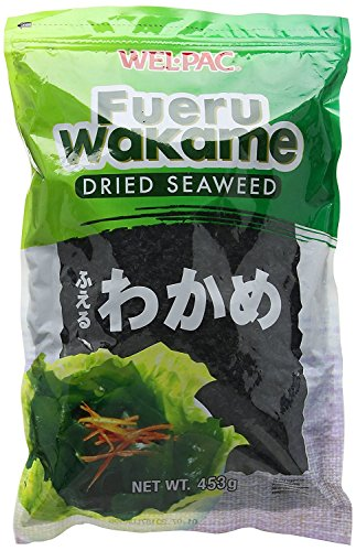 Used, Wel-Pac Dried Seaweed Fueru Wakame For Soup And Cooking, for sale  Delivered anywhere in USA