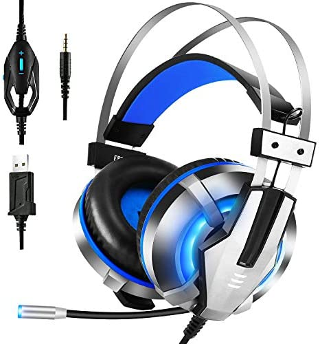 EKSA Controller Cancelling Headphones Surround