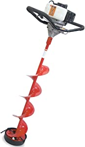 "ThunderBay 33cc 8"" Power Ice Auger"