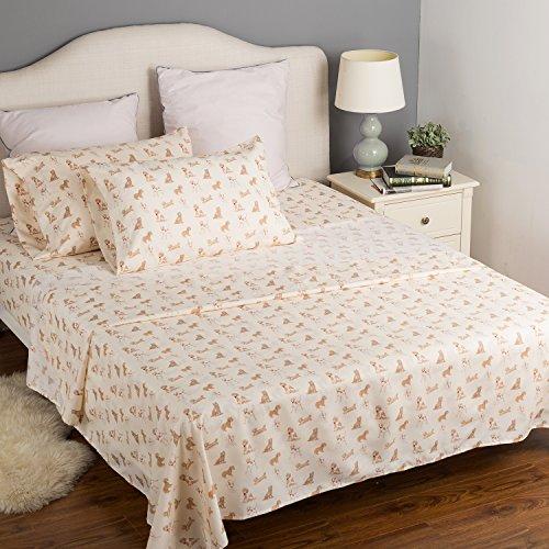 queen size blanket with silk edge - 7