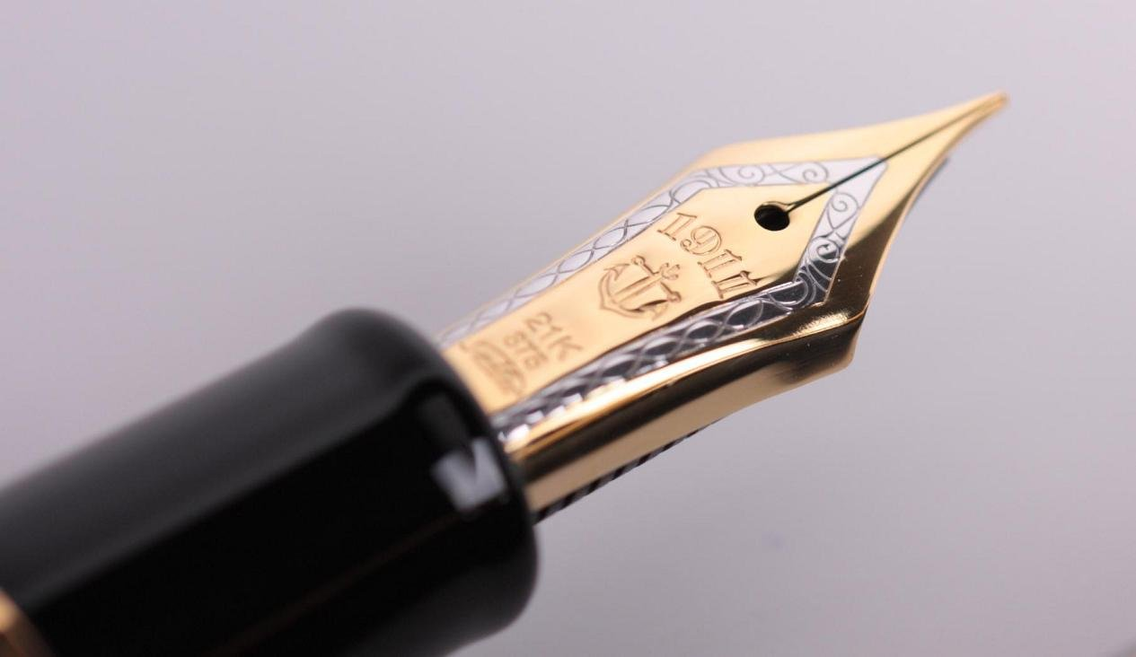 Sailor Fountain Pen Professional Gear Gold 112036420 Middle Point by Sailor (Image #2)