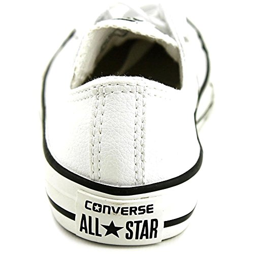 Zapatillas Star Hi Cuero unisex Converse Blanco All wg1PHH