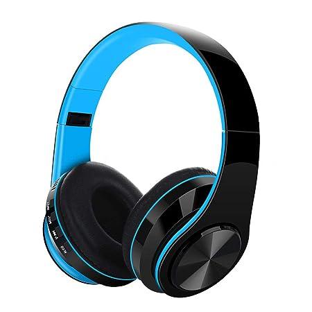 WENBOH Auriculares 5.0 Tarjeta Bluetooth Auricular ...