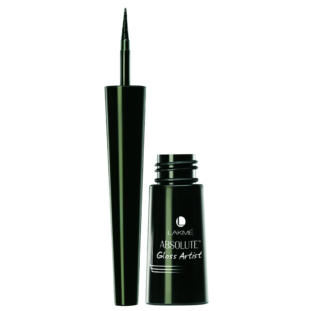 Lakme Absolute Gloss Artist Eye Liner, Black, 2.5ml product image
