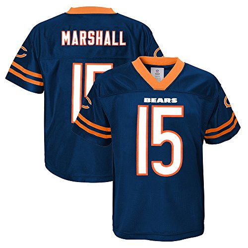 Outerstuff Brandon Marshall NFL Chicago Bears Replica Home Jersey Infant Toddler (12M-4T) ()