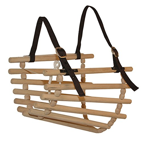 Big Dee's Wooden Neck Cradle, Prevents Chewing on Bandages/Blankets