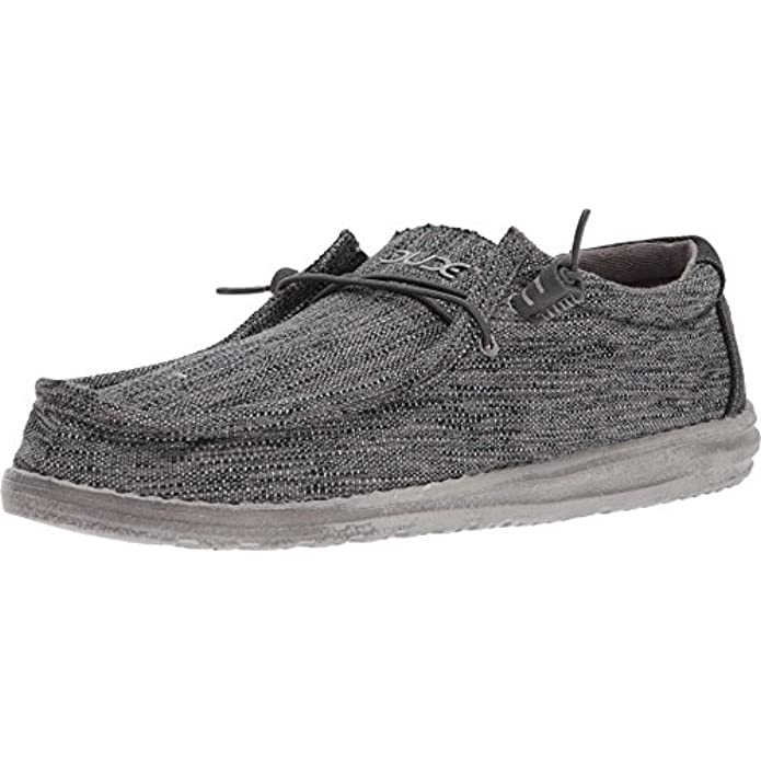 Hey Dude Men's Wally Woven Loafer