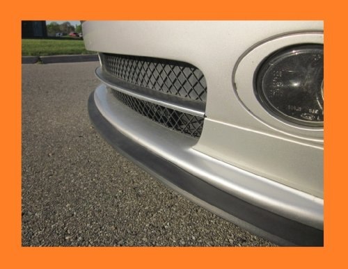 True-Lip Front Bumper Ground Effect Style Spoiler Valance Trim Kit Shield? For Mini Cooper