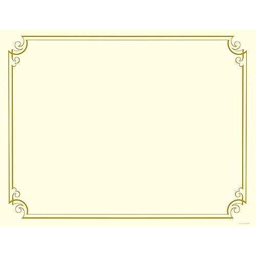 certificate template amazon com