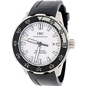 IWC Aquatimer automatic-self-wind mens Watch IW356809 (Certified Pre-owned)