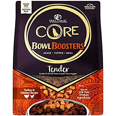 Wellness Core Air Dried Grain Free Natural Dry Dog Food, 2-Pound Bag