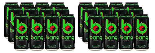 Vpx Bang OTBOrbc, Sour Heads, 24 Cans