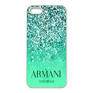 iPhone 5,5S Phone Case Giorgio Armani N3151