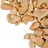 TableTop King 5 lb. Large Roasted and Salted Cashew Pieces