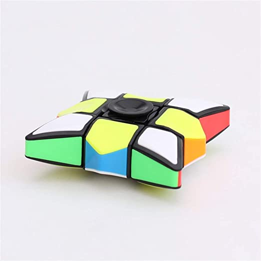 Puzzle Toy, Finger Puzzle Cube Spinning Cube Toy Magic Toy para ...