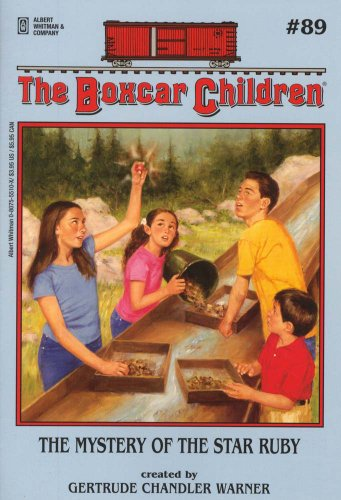 The Mystery of the Star Ruby (Boxcar Children Mysteries) - Book #89 of the Boxcar Children