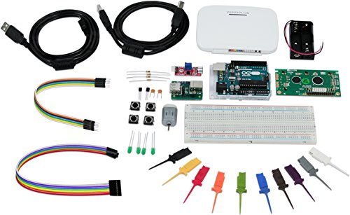Zeroplus Arduino Starter Kit with Logic Analyzer