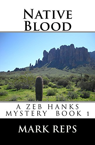 Native Blood by Mark Reps ebook deal