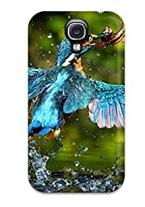 Dolores Phan's Shop 8627403K15371383 High Quality Shock Absorbing Case For Galaxy S4-feeding Time