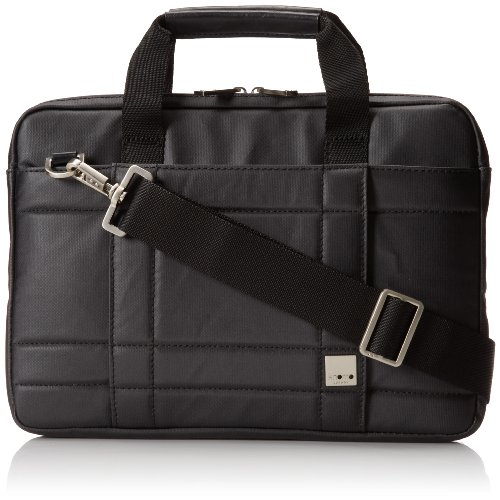 Knomo Laptop Bags (Knomo Lincoln 53-202 Briefcase,Black,One Size)