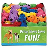 Grriggles PDQ Plush Lil Yelpers Toy (42 Pack)