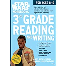Star Wars Workbook: 3rd Grade Reading and Writing (Star Wars Workbooks)