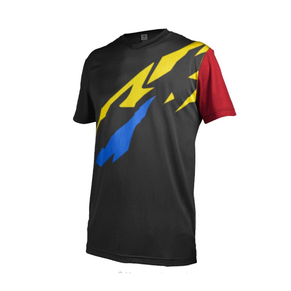 BurningBikewear Uglyfrog Designs Element Jersey MTB/Downhill/Moto Shirts Maillot Mangas Cortas/Lange Ä rmel Hombre Style