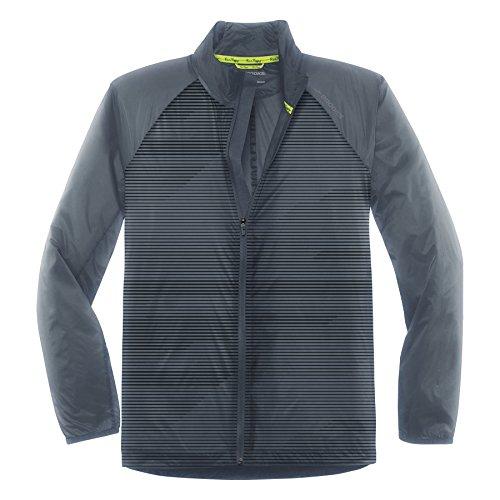 UPC 762052834094, Brooks Men's LSD Jacket Asphalt Lightspeed Outerwear XL