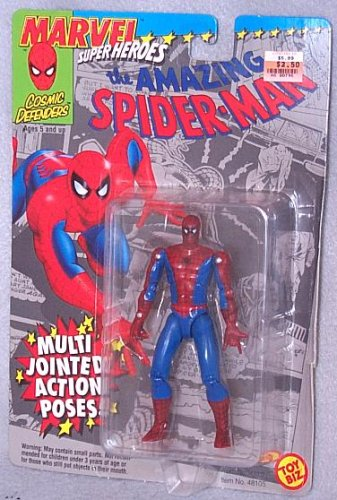 "Marvel Super Heroes THE AMAZING SPIDER-MAN 5"" Action Figure"