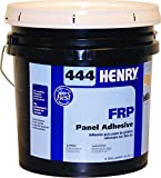 Henry Fp00444069 Frp Panel Adhesive, #444, 4 Gallon