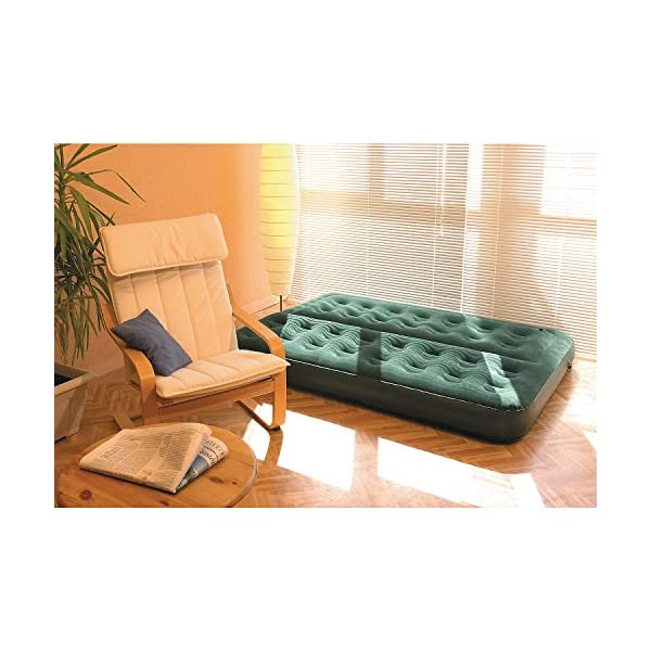 Coleman Comfort Airbed; Inflatable Air Mattress; Inflatable Bed for Tents, Caravans or for Guests at Home, Comfortable…