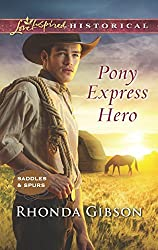 Pony Express Hero (Saddles and Spurs)